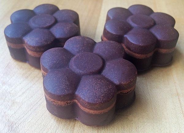 MAPLE BUTTER CHOCOLATE TRUFFLE - SUGAR AND GLUTEN-FREE, VEGAN